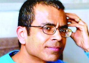 Akhil Sharma breaks work on Book