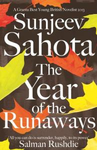 Sunjeev Sahota-The Year Of The Runaways